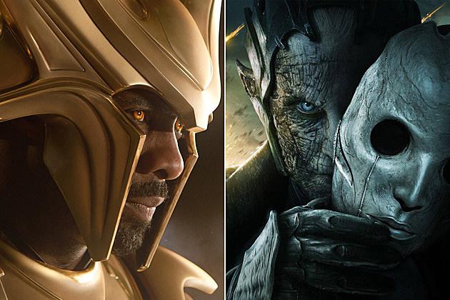 Thor 2 Heimdall Malekith
