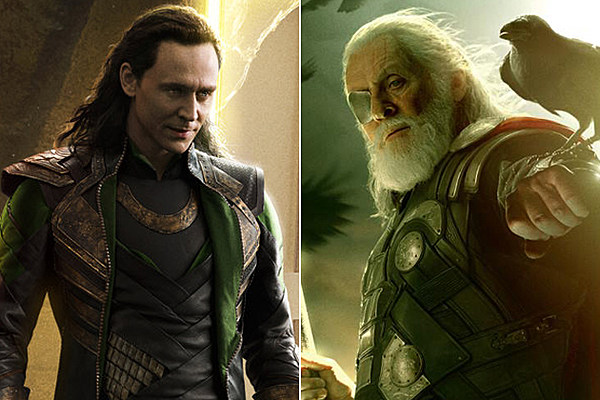 'Thor 2′ Posters: Loki Escapes, the King of Asgard Reigns Supreme