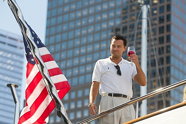 'The Wolf of Wall Street' Might Send 'Jack Ryan' into 2014