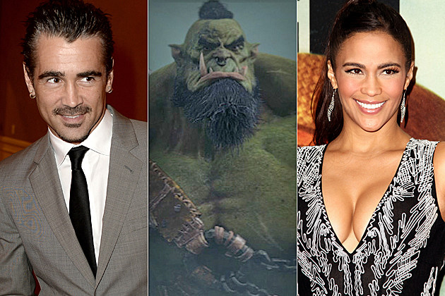 Warcraft Colin Farrell Paula Patton