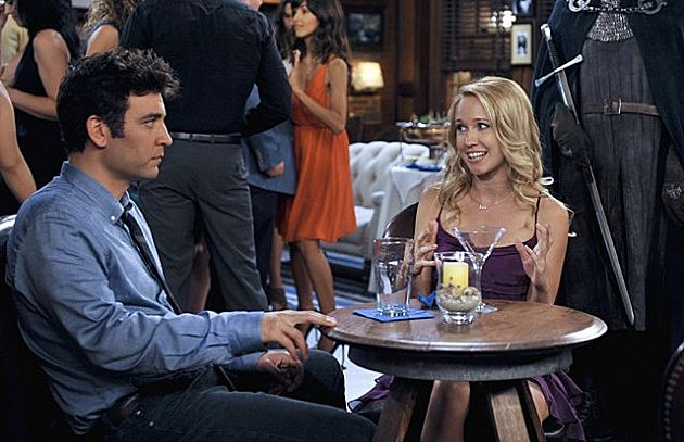 How I Met Your Mother Knight Vision Photos Anna Camp