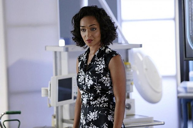 Marvel Agents of SHIELD Photos Girl in the Flower Dress