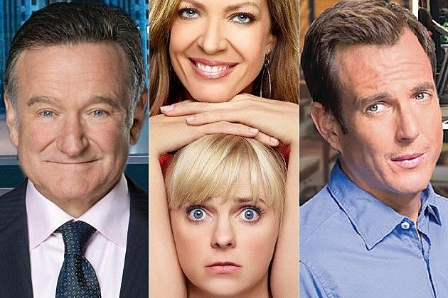 CBS The Crazy Ones Mom The Millers Full Season Order