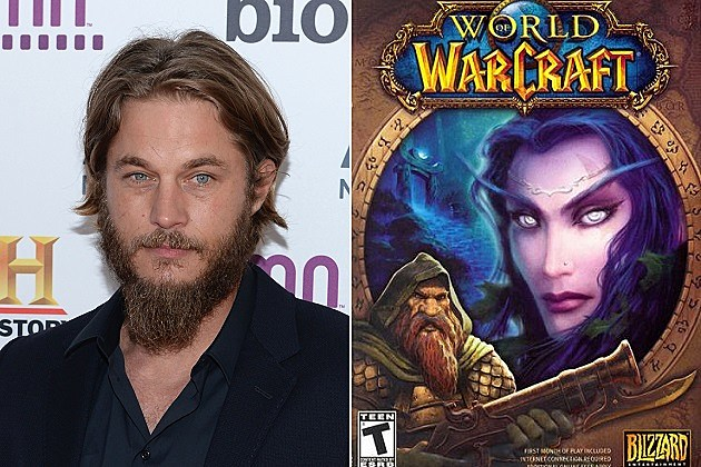 Travis Fimmel, World of Warcraft