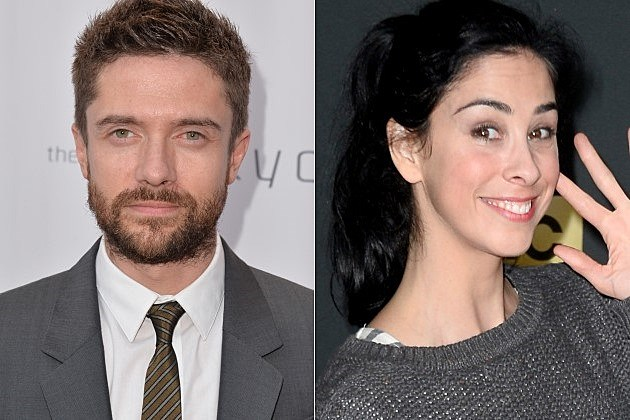 HBO Sarah Silverman Topher Grace People in New Jersey Lorne Michaels