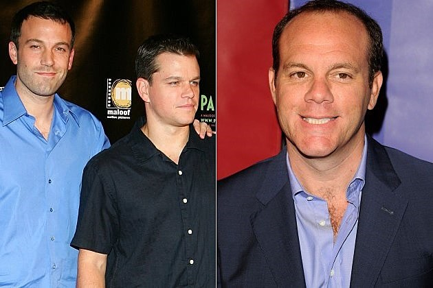 CBS Ben Affleck Matt Damon Tom Papa More Time With Family