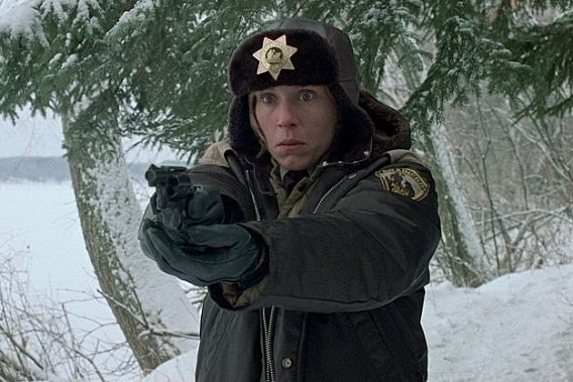 FX Fargo TV Series Frances McDormand Marge Gunderson