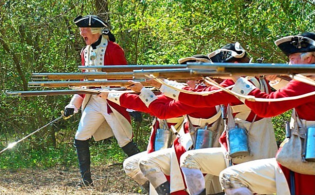 AMC Turn Revolutionary War Photo