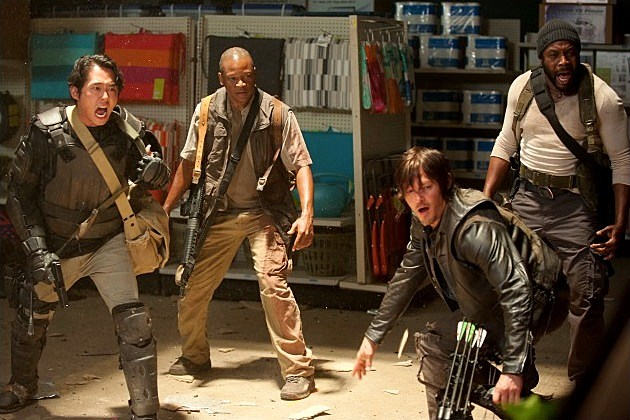 Watch Walking Dead Season 4 Premiere 30 Days Without An Accident