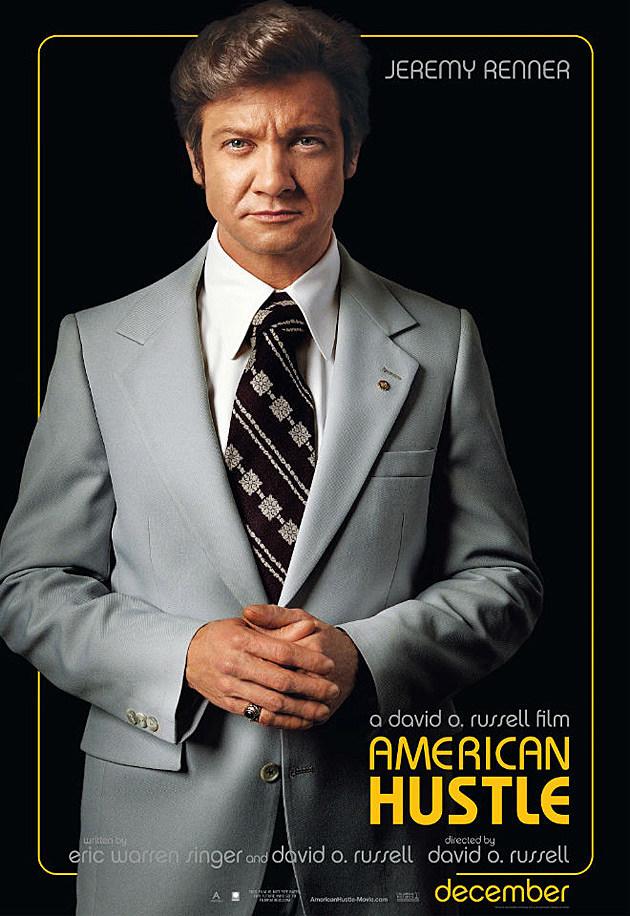 American Hustle Poster Jeremy Renner