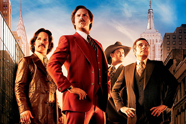 Anchorman 2 Poster Lead