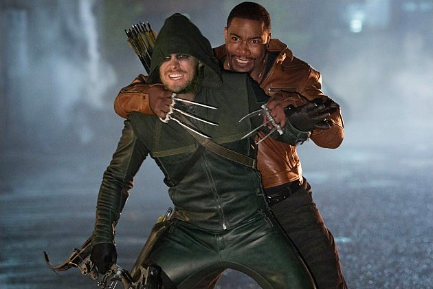 Arrow Season 2 Identity Photos Bronze Tiger Sebastian Blood