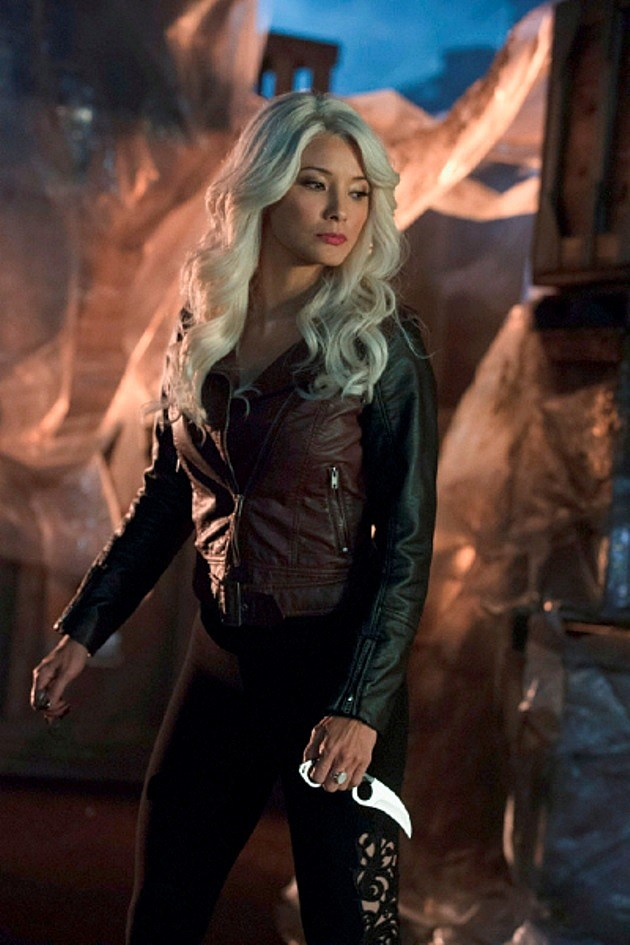 Arrow Season 2 Identity Photos China White