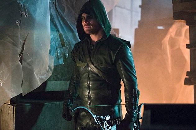 Arrow Season 2 Identity Photos Bronze Tiger