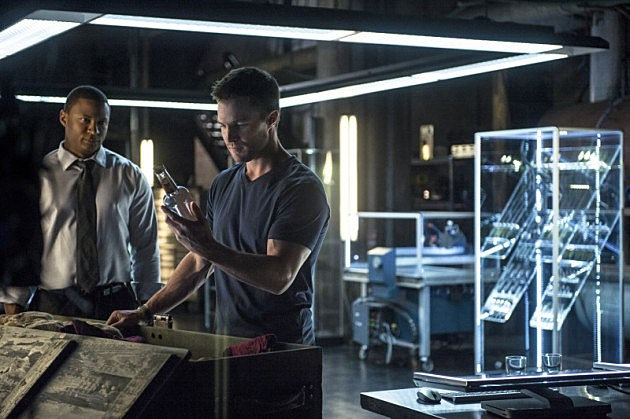 Arrow Season 2 League of Assassins Photos