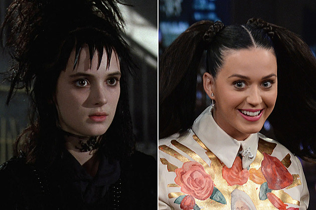 Beetlejuice 2 Katy Perry