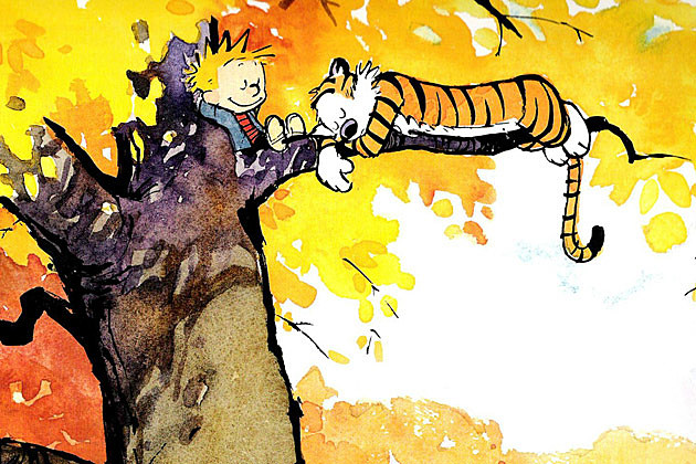 Calvin and Hobbes movie