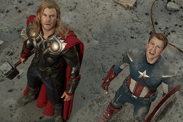 Captain America 2 Thor 2