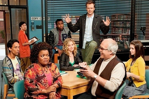 Community Season 5 Premiere Welcome to the Family