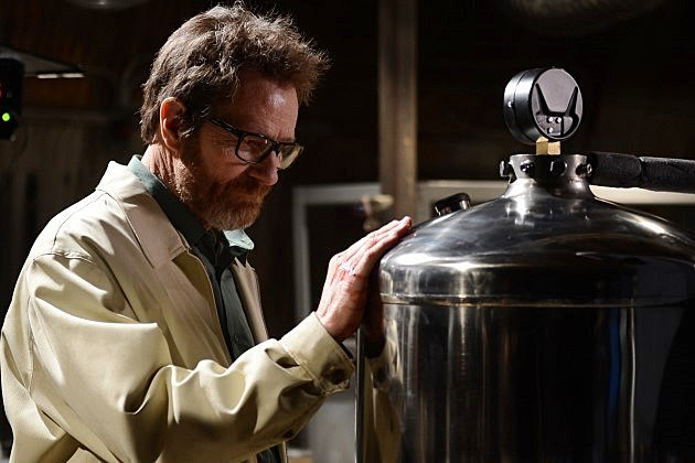 Breaking Bad Series Finale Felina Dream Bryan Cranston Script