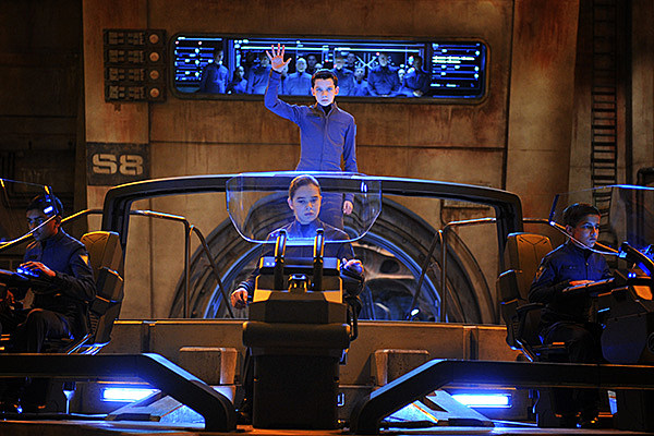 'Ender's Game' Poster and Photos