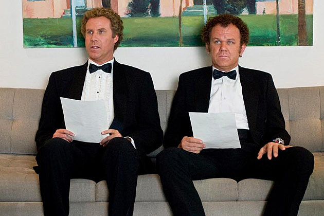 Will Ferrell John C Reilly