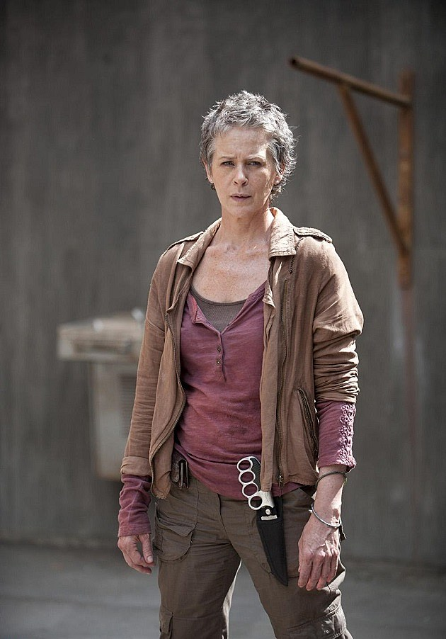 The Walking Dead Season 4 Isolation Photos