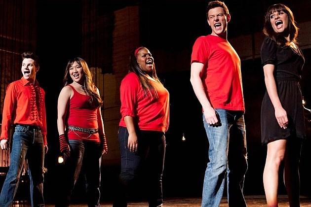 Glee Season 6 Series Finale Cory Monteith