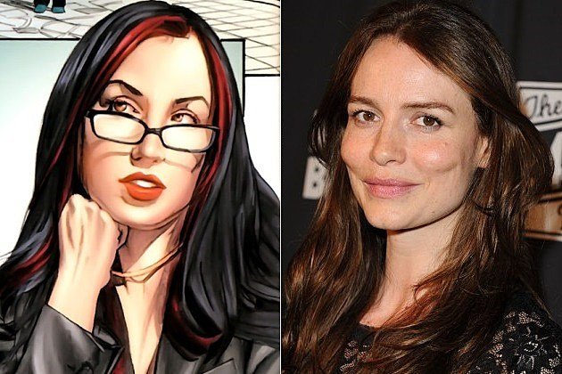 Marvel Agents of SHIELD Saffron Burrows Victoria Hand
