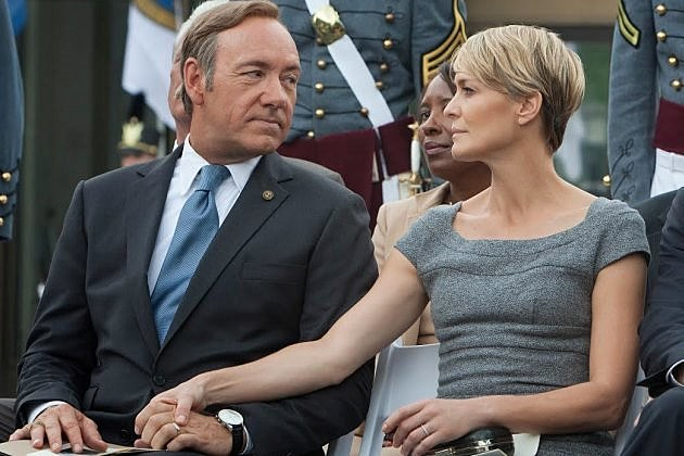 House of Cards Season 3 Finale Netflix