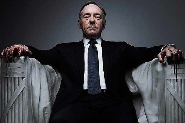 Netflix House of Cards Season 2 Series Finale Kevin Spacey