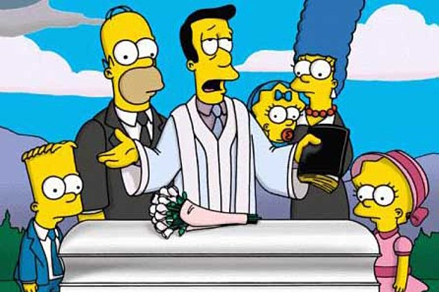 The Simpsons Season 25 Character Death