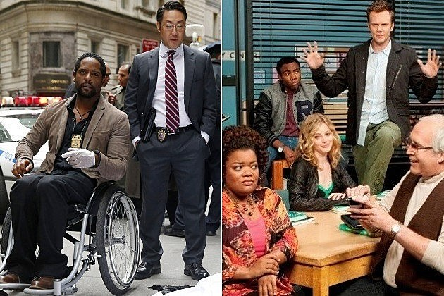 Community Season 5 Premiere Ironside Welcome to the Family Canceled