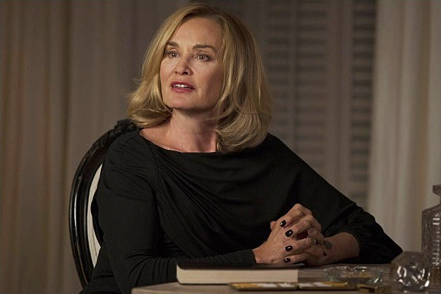 American Horror Story Jessica Lange Season 4 Leaving