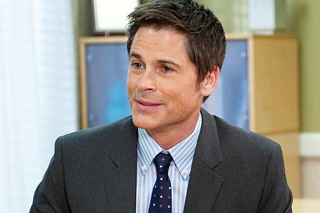 Parks and Recreation Rob Lowe NBC Tennis The Pro