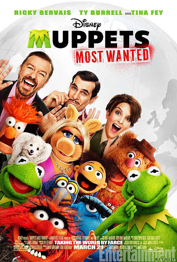 The Muppets 2 Poster