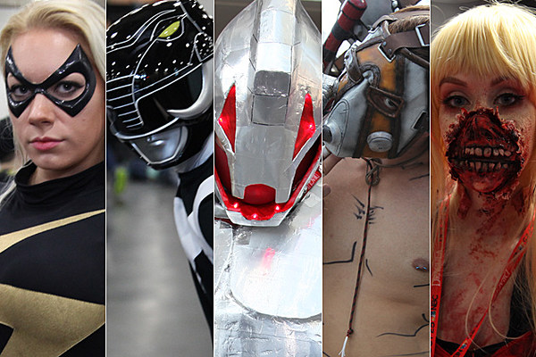 NYCC 2013: Best Cosplay Photos
