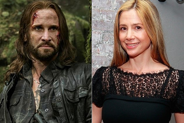 Falling Skies Season 4 Mira Sorvino Pope