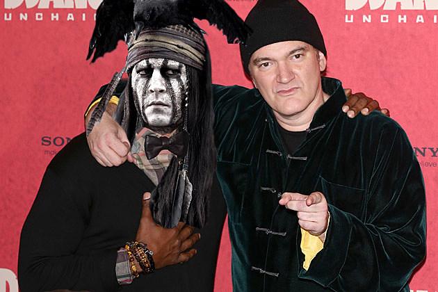 Quentin Tarantino Lone Ranger