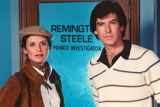 Remington Steele Pierce Brosnan Reboot NBC
