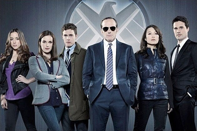 Marvel Agents of SHIELD Full Season Order
