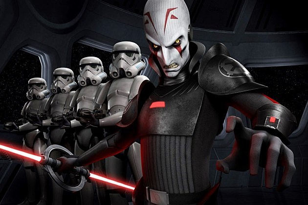 Star Wars Rebels Details The Inquisitor