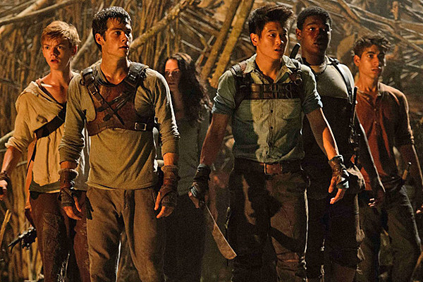 'The Maze Runner 2': 'The Scorch Trials' Sprinting Ahead