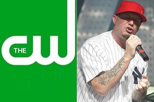The CW Limp Bizkit Fred Durst The Noise