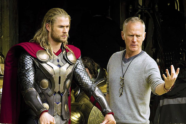 Thor 2 Post Credits Scene Alan Taylor