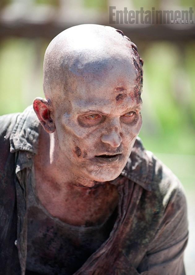 The Walking Dead Season 4 Photos Infected