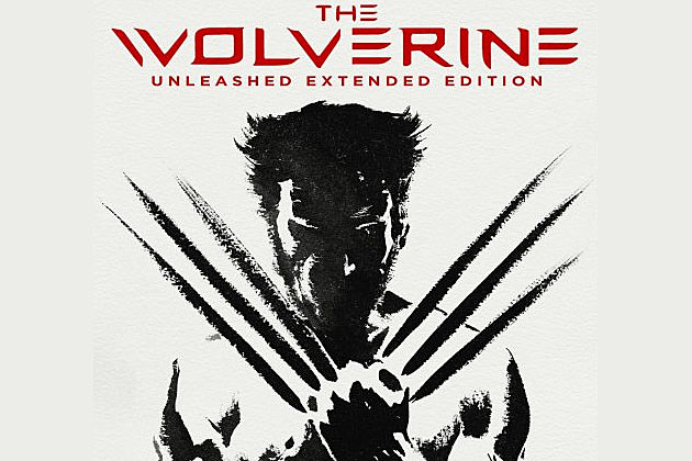 Wolverine Blu ray Extended Cut