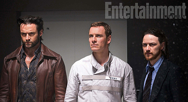 X-Men Days of Future Past Pics Photos