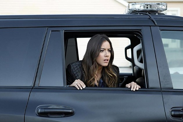 Marvel Agents of SHIELD Photos Repairs