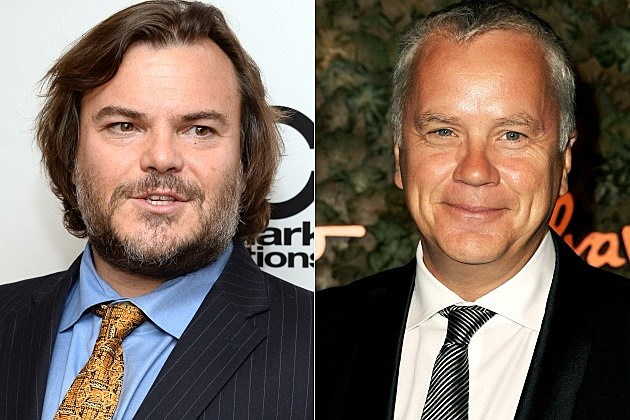 Jack Black Tim Robins HBO The Brink Jay Roach
